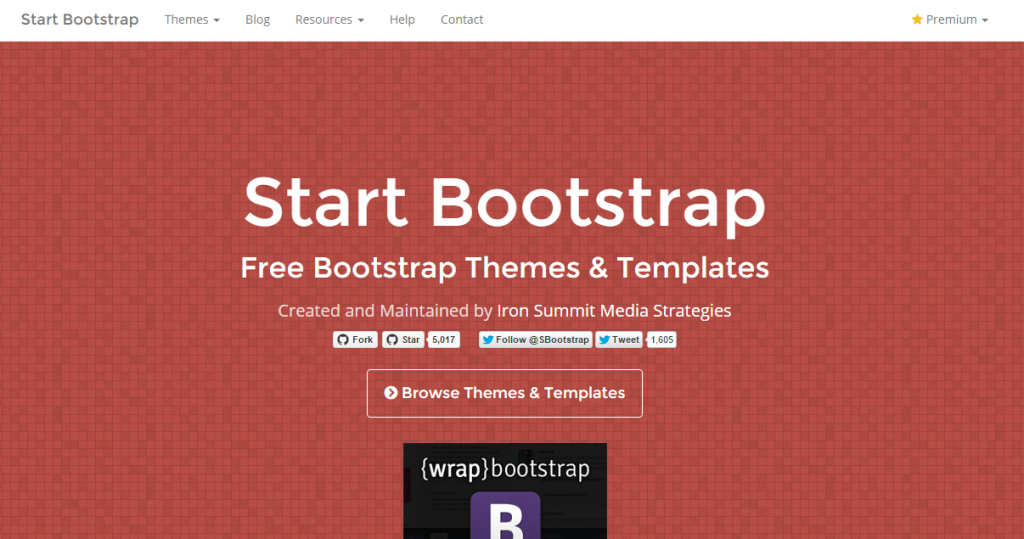 2015-11-01 19_19_46-Start Bootstrap - Free Bootstrap Themes and Templates